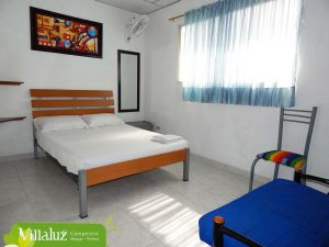 Apartamento No 7 Cama doble